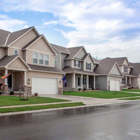 Frontier Heritage Communities Home Exterior