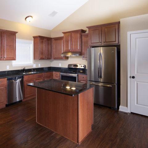 Frontier Heritage Communities Home Kitchen