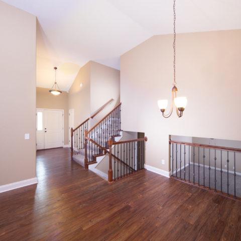 Frontier Heritage Communities Home Living Room